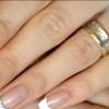 Красиві нігті френч на весілля