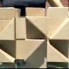 Меблі з картону своїми руками