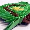 Модульне орігамі черепаха своїми руками
