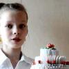 Модульне орігамі торт