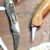 Ножі для різьблення по дереву