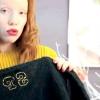 Оформлення ініціалів своїми руками на светрі
