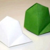 Орігамі кепка