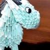 Орігамі поні своїми руками
