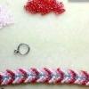Плетіння браслетів з бісеру відео