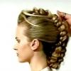 Зачіски колосок на середні волосся майстер клас