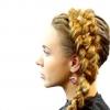 Зачіски плетіння кіс відео майстер клас