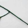 Прикріплення листа до стебла орігамі