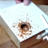 Просвердлити отвір в керамічній плитці своїми руками