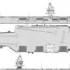Найбільший військовий корабель у світі