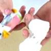 Зробити саморобку з пластикових пляшок майстер клас