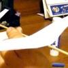 Як зробити літак своїми руками з паперу відео урок