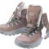 Видалення масляних плям на взуття з нубуку.