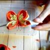 Шпилька метелик своїми руками