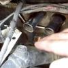 Замінити решітку радіатора своїми руками